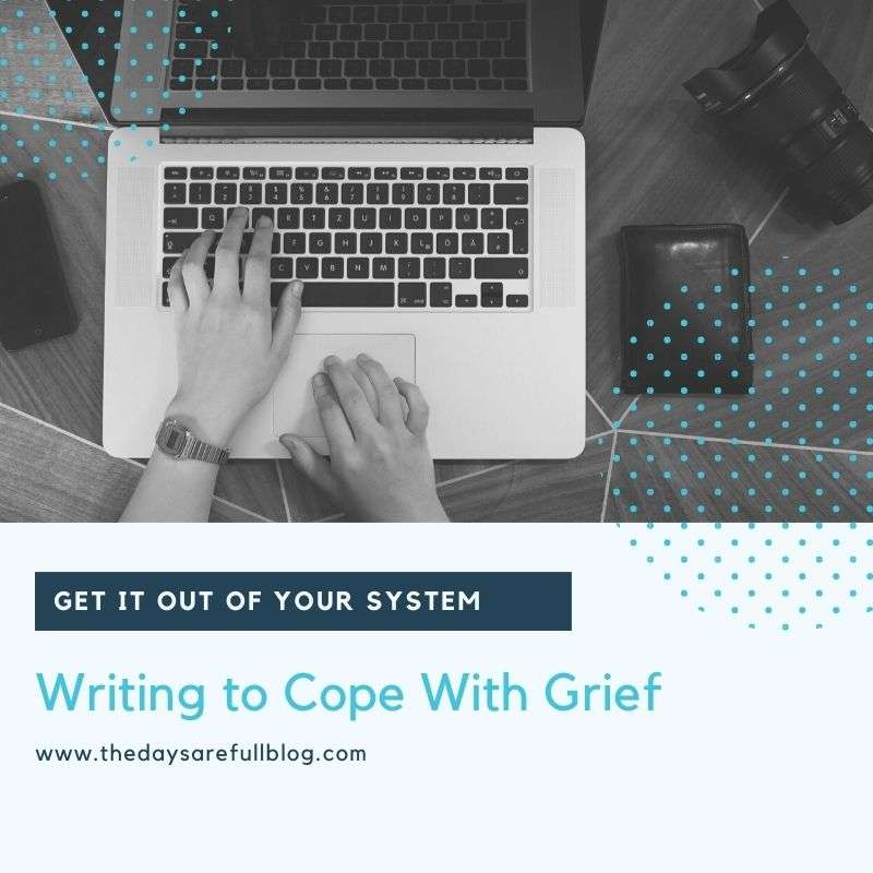writing to cope with grief