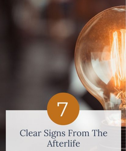 7 signs from the afterlife