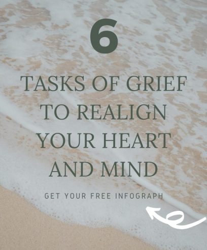 6 Tasks of Grief Blog Graphic